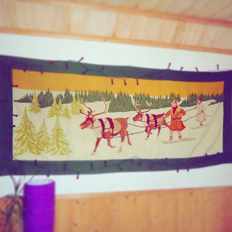 merrychristmas ... wall tapestry from...