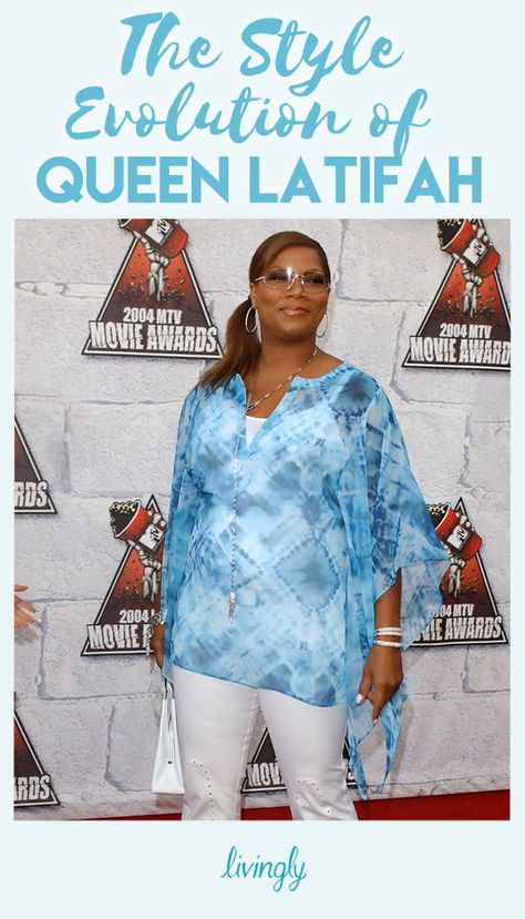The procession from Dana Owens to Queen Latifah is a rags to riches affair with the red carpet pics to show for it. From her humble Jersey roots to her perch in the Hollywood firmament, watch Queen Latifah's rise to best dressed divadom!