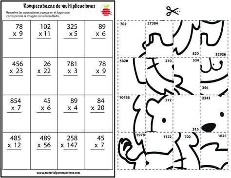 Multiplicación Juego Yo Tengo Quién Tiene Tablas En 2021 Multiplicacion Rompecabezas Imagenes Para Estados