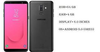 Samsung Galaxy J8 Full Specification Features Manir444 Blogspot