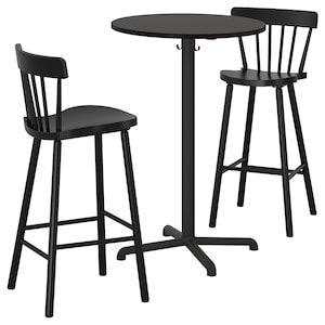 Norberg Table Murale A Rabat Blanc Ikea Table Bar Table Haute Table De Bar Ikea
