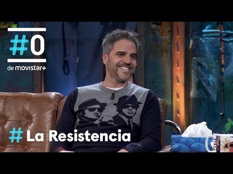LA RESISTENCIA - Soy Ernesto Sevilla y vamos a partirnos el culo   #LaResistencia 24.10.2019 - YouTube