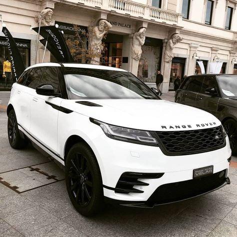 Range Rover Evoque, Range Rover Sport, Pink Range Rovers, Range Rover White, Top Luxury Cars, Luxury Suv, My Dream Car, Dream Cars, Lux Cars