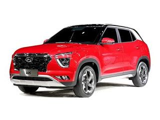 New Hyundai Creta 2020 Has Been Designed To The Next Level Now More Aggressive Look From Front And Rear Hyundai Made It In 2020 New Hyundai