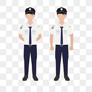 Security Guard Man Police Human Clipart Male Job Png Transparent Clipart Image And Psd File For Free Download Polisi Manusia Png