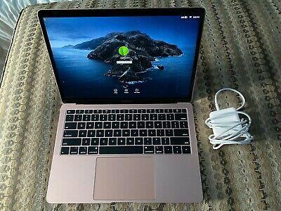 Ebay Link Ad Apple Macbook Air 13 Inch 2018 Version 8 1 Laptop 500 Gb Excellent Condition In 2020 Macbook Air 13 Inch Macbook Air Macbook