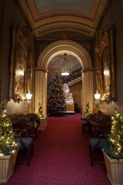 Osborne Christmas Lights 2020 Print of Osborne House at Christmas N071981 in 2020 | Historic
