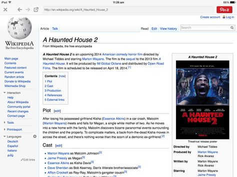 15 Best Genre- Comedy images | A haunted house 2, Comedy, Comedy Movies