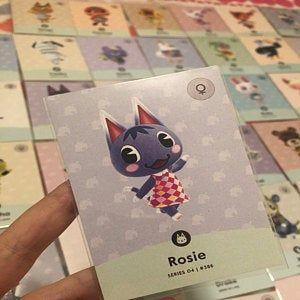 Animal Crossing Amiibo Custom Amiibo Cards Nfc Amiibo Animal Crossing Amiibo Cards Animal Crossing Cards