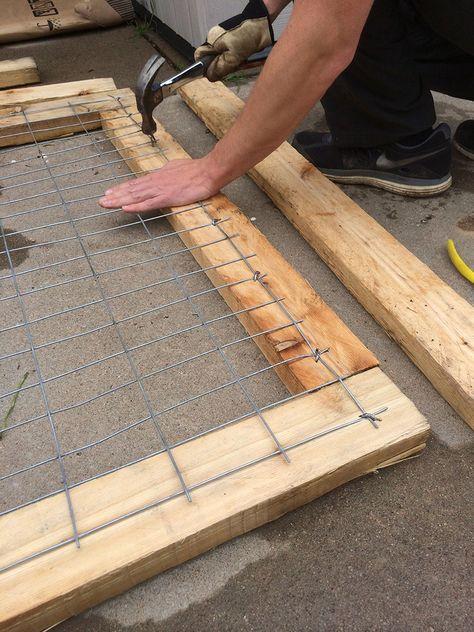 DIY Wooden Garden Fence Gate Pictures) - Our Homestead Life - Modern Design