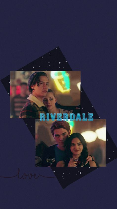 Bughead and Varchie wallpaper 4 temporada