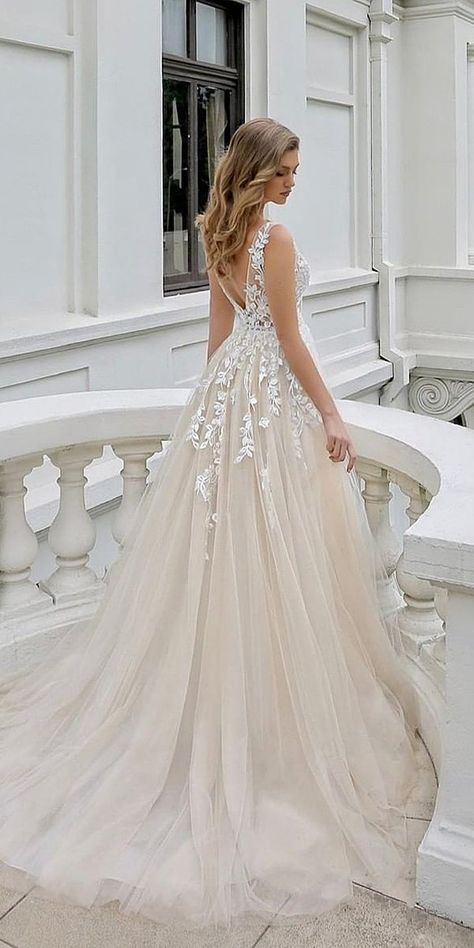 A-Line Wedding Dresses 2020/2021 Collections Overview | Wedding Forward