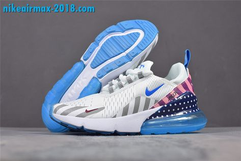 Parra x Nike Air Max 270 AH6789 019 Men And Women Shoes For