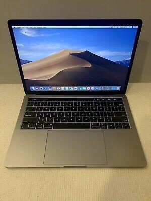 Apple Macbook Pro 13 Touchbar 2018 Space Grey In 2020 Macbook Air 13 Inch Apple Laptop Apple Macbook Air