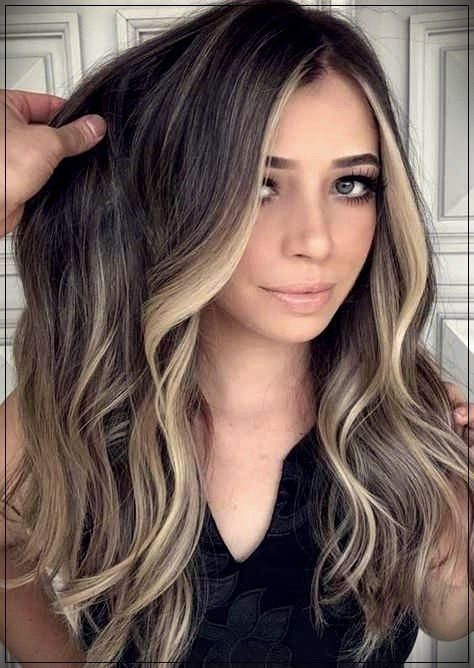 The Most Fashionable Long Hair Coloring Types 2019 Hair Contouring Balayage Hair Hair Styles