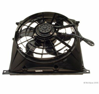 For BMW e36 z3 1.9L 318ti 318is 318i Cooling Fan Assembly w// Shroud Acm New