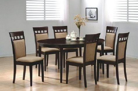 Things You Should Keep In Mind Before Buying Your Dining Room Tables And Chairs Dining Furniture Dining Table Chairs Solid Wood Dining Table