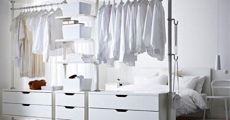 Ikea Accessori Cabina Armadio.Cabina Armadio La Soluzione Perfetta Per Gestire Abiti E Accessori
