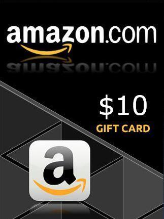 Amazon Gift Card 10 Usd Key United States Amazon Gift Card Free Gift Card Deals Gift Card Generator