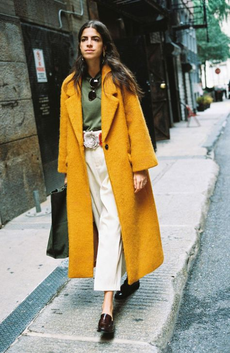 Winter Fashion Lapel Long Coat