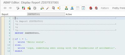 """Smoketesting host-print (""""L"""") from NetWeaver laptop edition"""