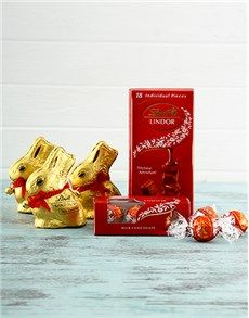 14 best easter gifts and hampers images on pinterest easter gift easter gifts and hampers lindt easter spectacular arrangement negle Image collections