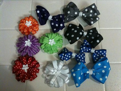 Bows for Hair