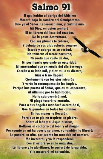 Salmo 91 Salmos Salmo 91 Salmo Catolicos