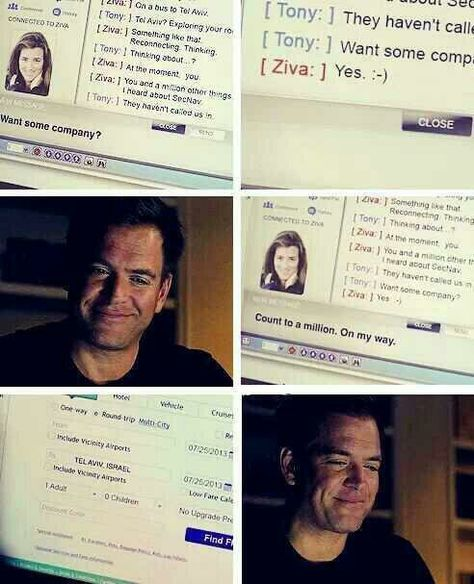 Image about love in NCIS 🔎 by Martina on We Heart It