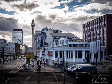 autumn #berlintvtower #tvtower...
