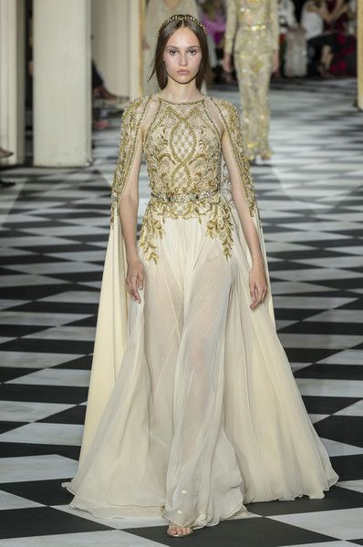 Zuhair Murad at Couture Fall 2018 - Wedding Worthy Couture Dresses From Paris Fall 2018 - Photos