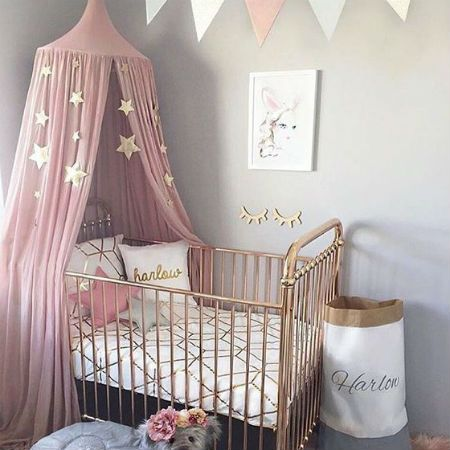 The Top 10 Baby Nursery Ideas On Pinterest And How To Shop Them Finder Com Au Girl Room Colors