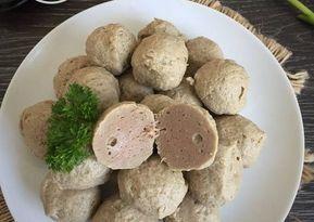 Resep Bakso Sapi Pakai Blender Oleh Fitri Sasmaya Resep Resep Makanan Enak Ide Makanan
