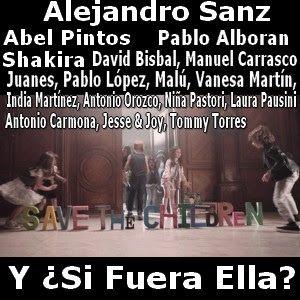Alejandro Sanz Y Si Fuera Ella Ft Amigos Letras Y Acordes