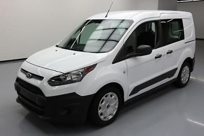 2015 Ford Transit Connect Xl Mini Cargo Van 4 Door 2015 Ford Transit Connect Xl Cargo Rearview Cam 8k Mi 192142 Texas Direct Auto Ford Transit Cargo Van Luxury Cars