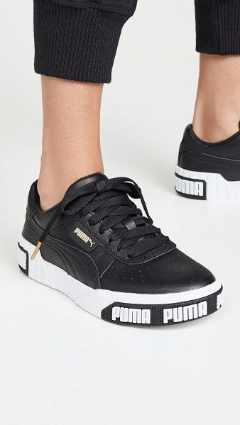 Puma Cali Bold Sneakers | Womens sneakers, Puma shoes women ...
