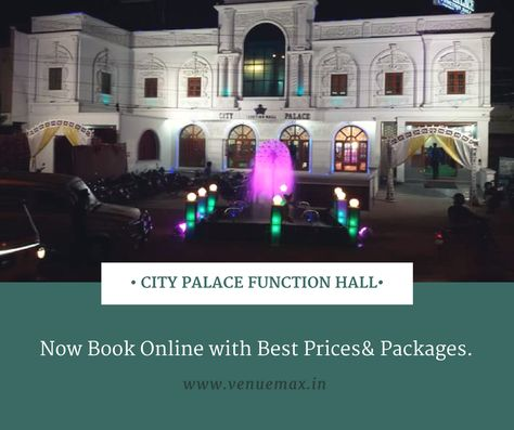Bookvenues In Hyderabad Function Hall House Styles City