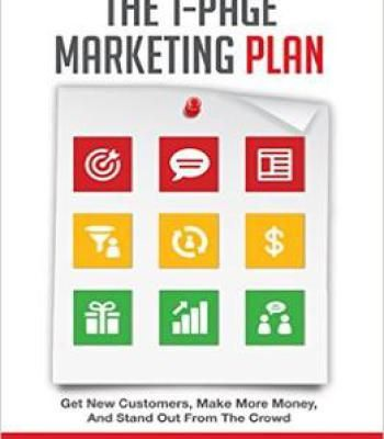 The Page Marketing Plan Get New Customers Make More Money And