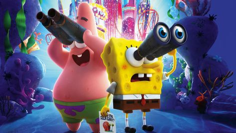 'SpongeBob Movie: Sponge on the Run' Coming to Netflix Internationally in November 2020 - What's on Netflix