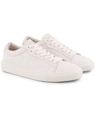 17d4e8d7aeb3 GANT Bryant Leather Sneaker Bright White | on my closet wish list in ...