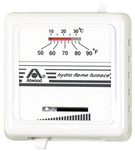 Atwood 38453 Off White Thermostat Atwood Thermostat Rv Manufacturers