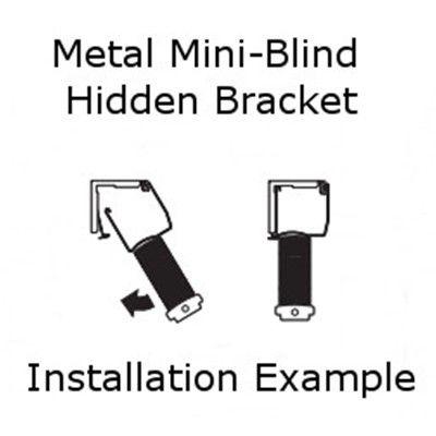 Levolor Mark 1 Mounting Bracket For Horizontal Blinds Horizontal Blinds Bracket Blind Repair