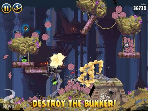 Angry Birds Star Wars V1 4 1 Moon Of Endor Apk Android Pc