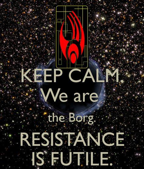 Une Intelligence Artificielle  a développé son propre langage à l'insu de leurs créateurs !!! 09d35c4ce7777d3e670d361f4f8c723b--star-trek-borg-star-wars