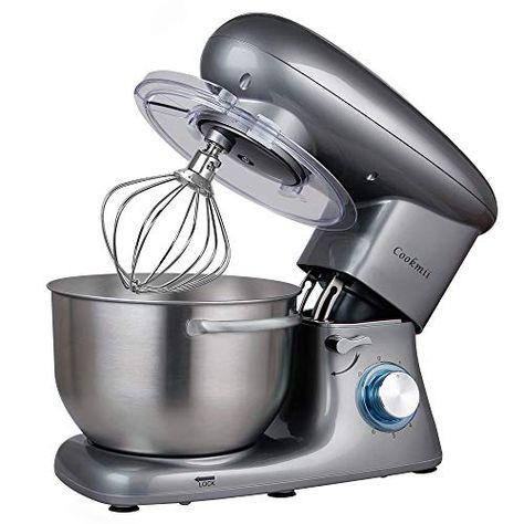 Cookmii Robot Patissier 1500w Robot Cuisine Multifonction 6