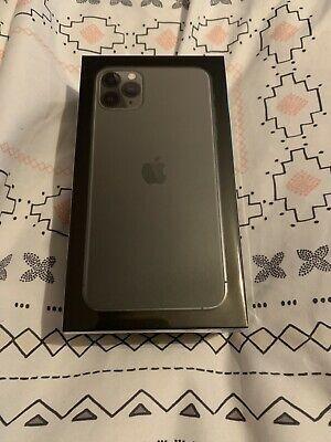 Apple Iphone 11 Pro Max 64 Go Vert Minuit Deverrouille A2161 Cdma Gsm A Vendre En Ligne In 2020 Iphone Iphone 11 Apple Iphone
