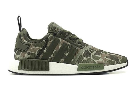 detailed look 2b2d6 598fe Duck Camo Prints Return To The adidas NMD R1