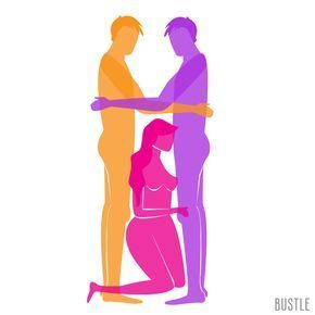 Threesome sex positions mmf