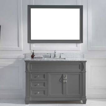 Riccardo 42 Single Bathroom Vanity Set Single Bathroom Vanity