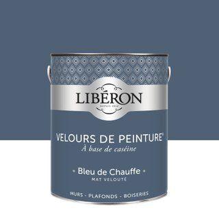 Peinture Mur Boiserie Radiateur V33 Bleu De Chauffe